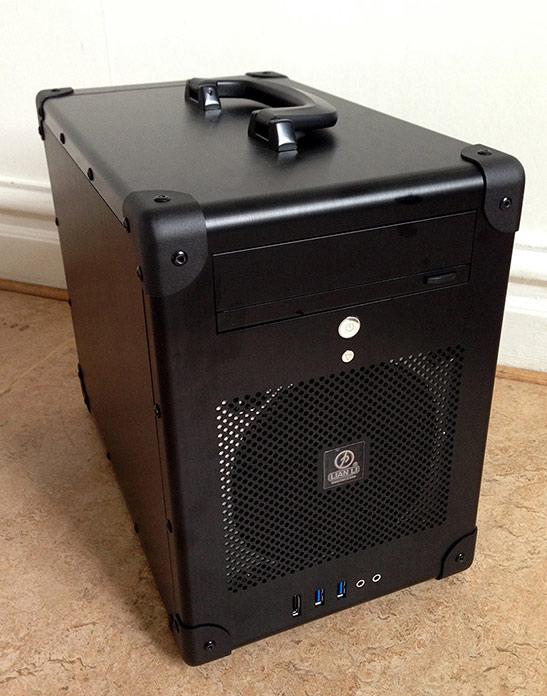 Datorchassi - Lian Li - PC-TU200