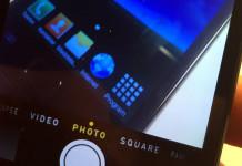 Titelbild - Ta en skärmbild / Print Screen med mobilen / iPhone