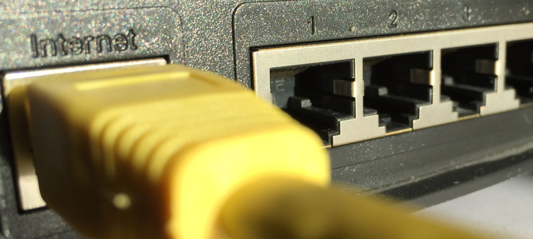 Titelbild - Skillnad mellan Router och Switch