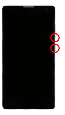 Skärmdump Huawei