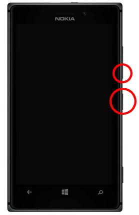 Skärmdump Nokia