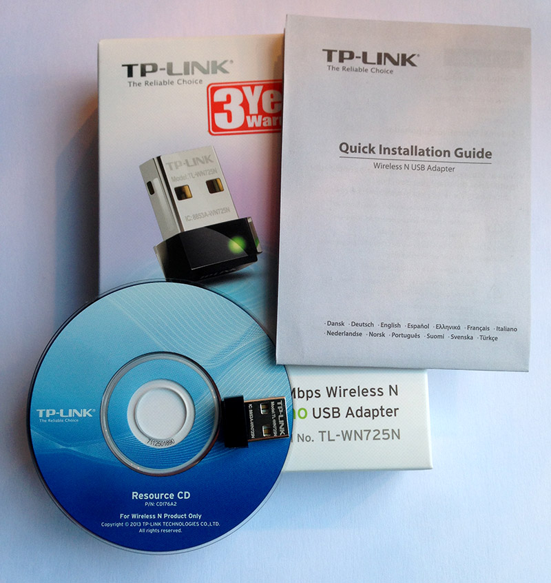 TP-Link USB Nätverkskort