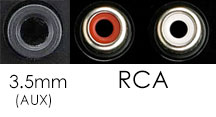 3.5mm-RCA
