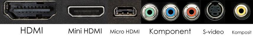 HDMI-Komposit (VGA)