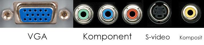 VGA-Komposit