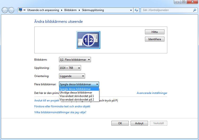TV-Dator - Windows 2