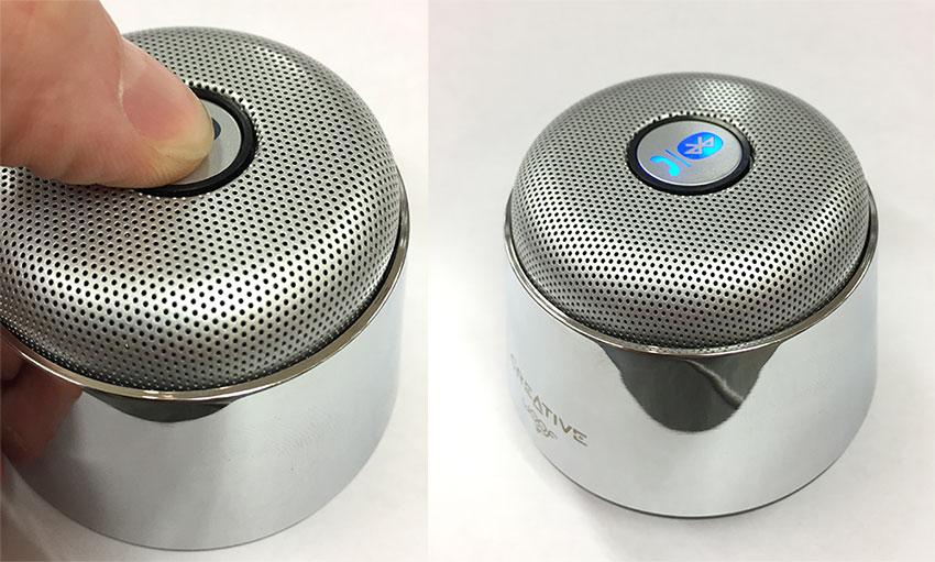Ansluta till Bluetooth-högtalare