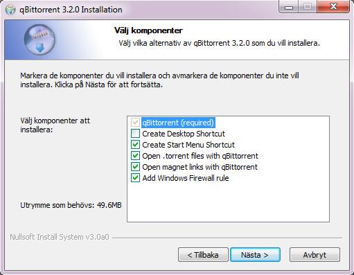 Installera ett BitTorrent-program för att ladda ner torrent-filer