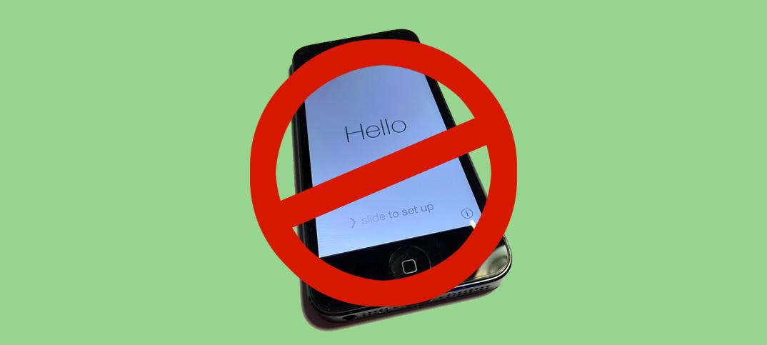Titelbild - Blockera samtal på iPhone