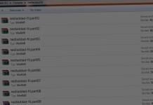 Titelbild - Packa upp nedladdade RAR-filer