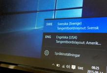 Titelbild - Ändra språk i Windows 10
