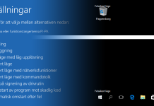 Titelbild - Starta Windows 10 i Felsäkert läge