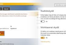 Titelbild - Stäng av Windows Defender i Windows 10