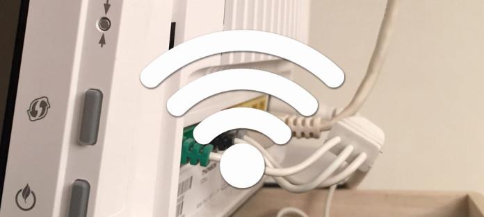 Titelbild - Glömt bort mitt Wifi-lösenord