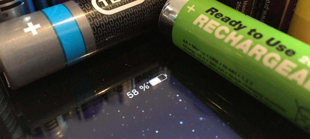Titelbild - Se vilka appar som drar mest batteri på iPhone och iPad