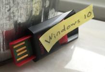Titelbild - Installera nytt Windows 10 från USB
