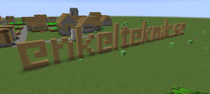 Börja spela Minecraft - För föräldrar och barn - Kom igång