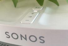 Stäng av den vita LED-indikator-lampan på Sonos-högtalare