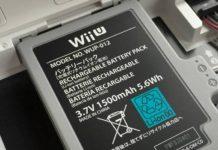 Byt batteri i Wii U GamePad-handkontrollen