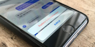 Ta bort och radera enstaka SMS-meddelanden på iPhone