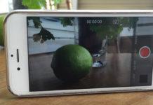Ändra upplösning för video-inspelning på iPhone