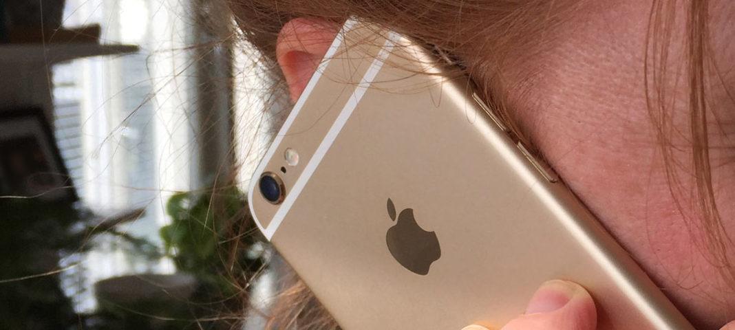 Låg volym vid samtal på iPhone - Så fixar du det
