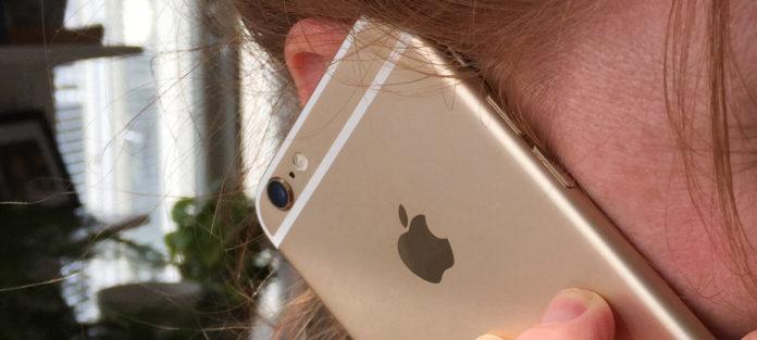 Låg volym vid samtal på iPhone - Så fixar du det 924a5c487620e