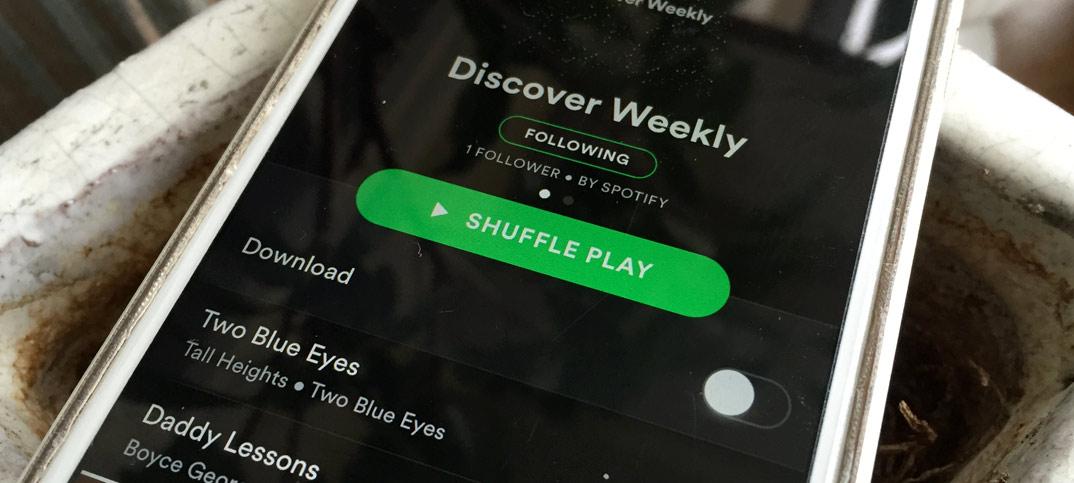 Stäng av Shuffle på Spotify på iPhone, iPad, iOS och Android