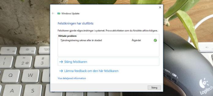 Windows Update fungerar inte - Windows 10 - Så löser du det