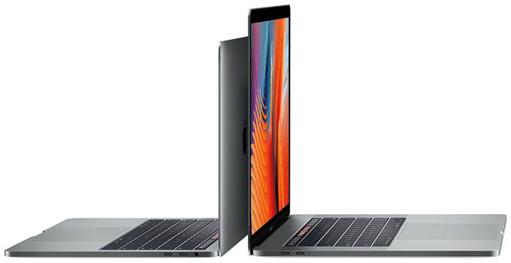 MacBook Pro 2016 - 13 tum och 15 tum