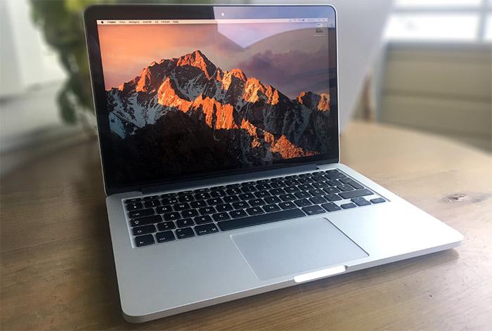 MacBook Pro - Skärm - Skillnad
