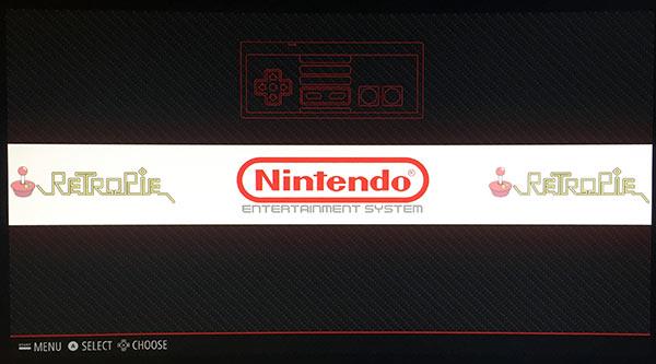 RetroPie - Nintendo - Ny emulator att välja