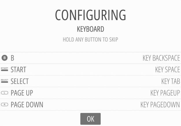 RetroPie - Ställ in tangentbord