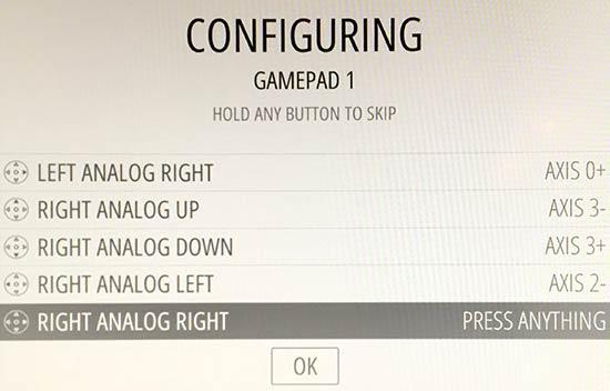Ställ in PS3-kontroll - RetroPie - Raspberry Pi