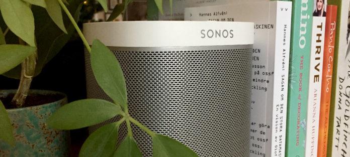 Använd Sonos-högtalare som väckarklocka och insomningstimer