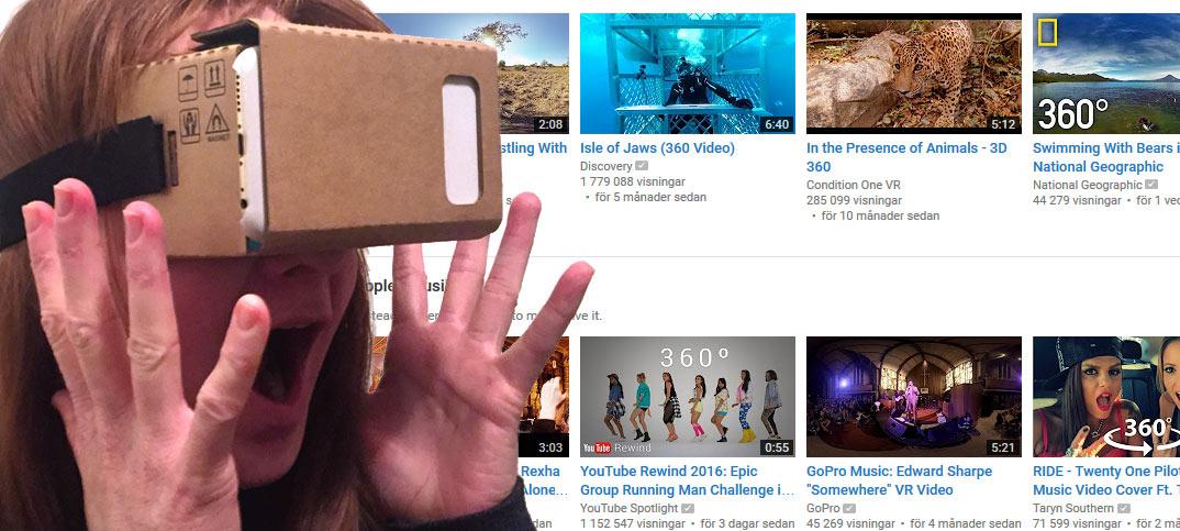 Vad är VR-headset och hur fungerar de?