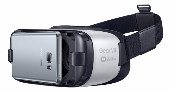 Samsung Gear VR Headset - Mobil - VR-headset