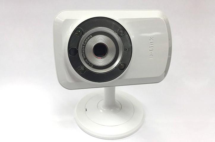 Nätverkskamera - Övervakning - Hackad - Spionera