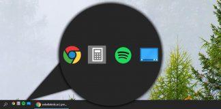 Få tillbaka Snabbstartfältet - Snabbstartikonerna i - Windows 10 - Windows 8 - Windows 7