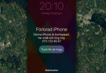 Hitta och radera en stulen eller borttappad iPhone / iPad