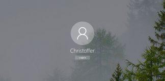 Logga in till Skrivbordet automatiskt i Windows 10