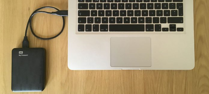 Formatera en extern hårddisk för att fungera på Mac  78da2986c59c4