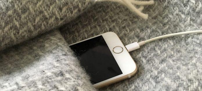 iphone 5s laddar ur snabbt