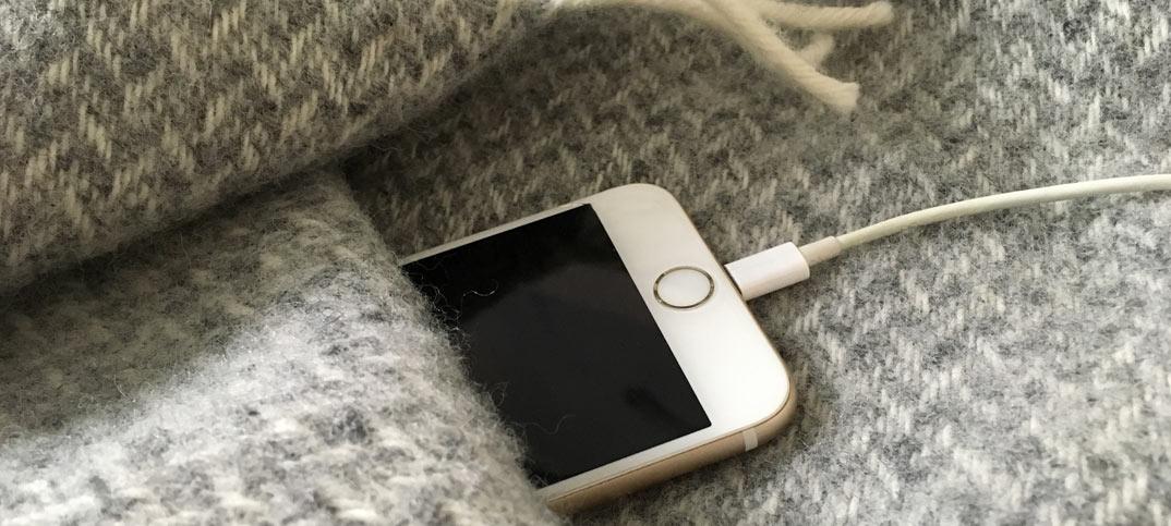 iPhone - Få ut så mycket batteritid som möjligt - Batteri laddar ur