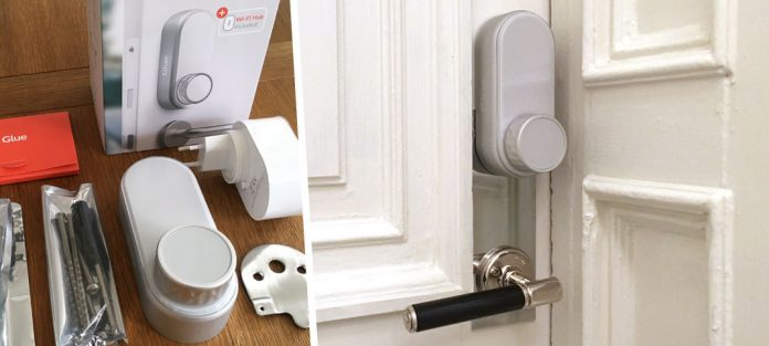 Recension - Test - Glue Smart Lock