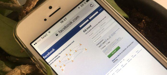 Visa webb-dator-versionen av en webbsida på iPhone - iPad i Safari