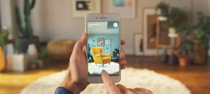 IKEA lanserar sin AR-app Places för iPhone och iPad