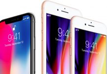 iPhone X - iPhone 8 - iPhone 8 Plus