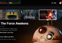 Star Wars och Marvel försvinner från Netflix