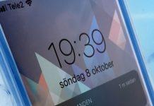 Invertera färgerna på skärmen iPhone - iPad